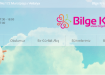 En İyi Antalya Kreşleri 2020 2021